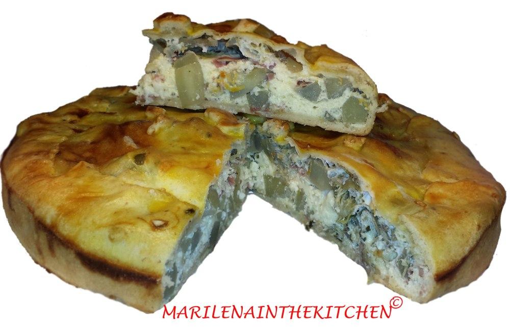torta-di-carciofi